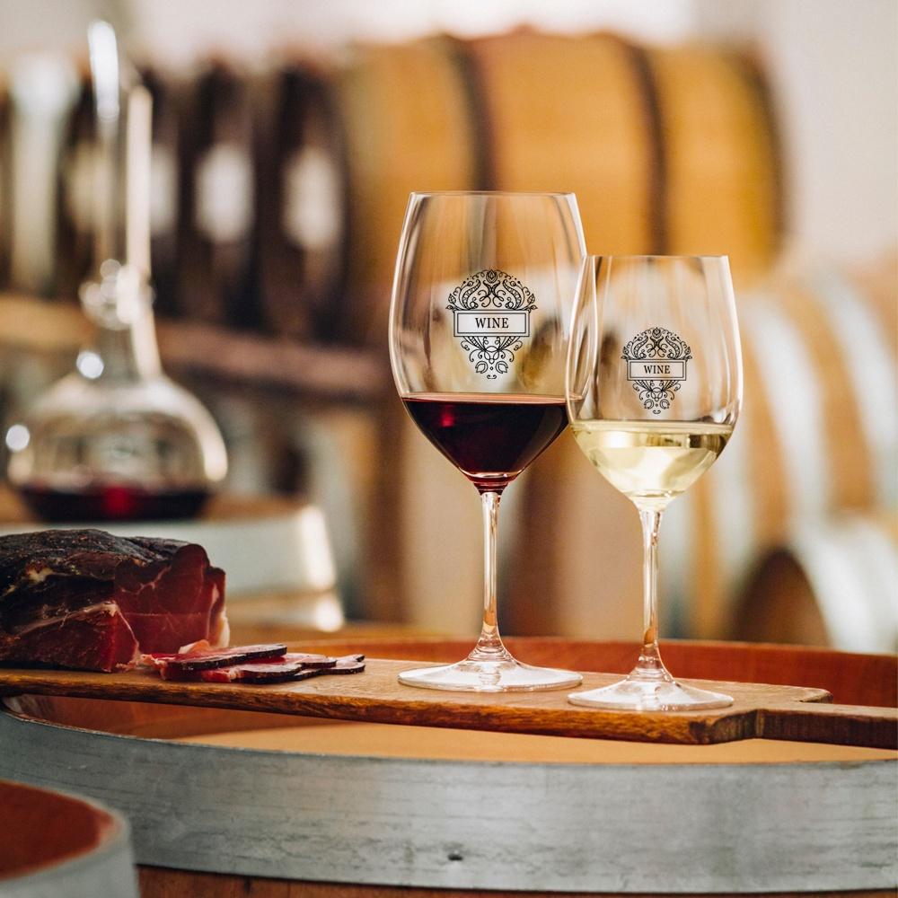 Riedel Desgustazione Red Wine Glasses