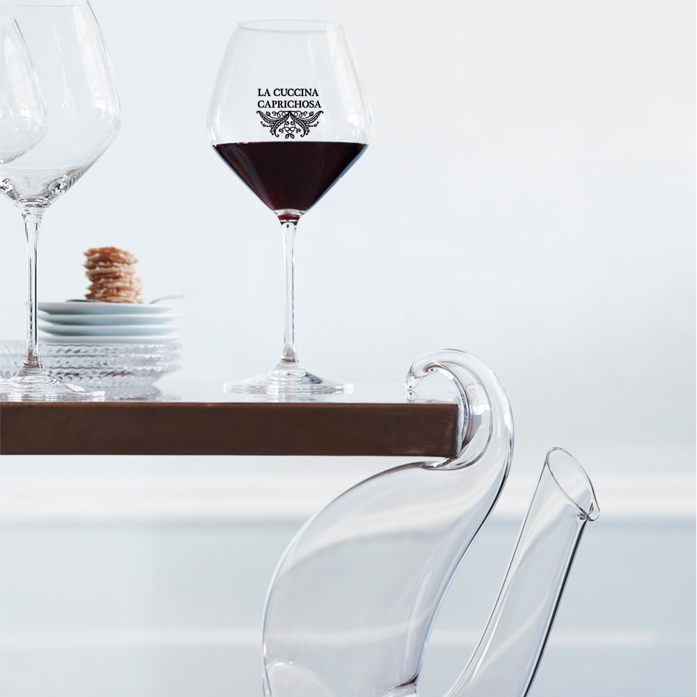 Riedel Extrene Red Wine Glasses