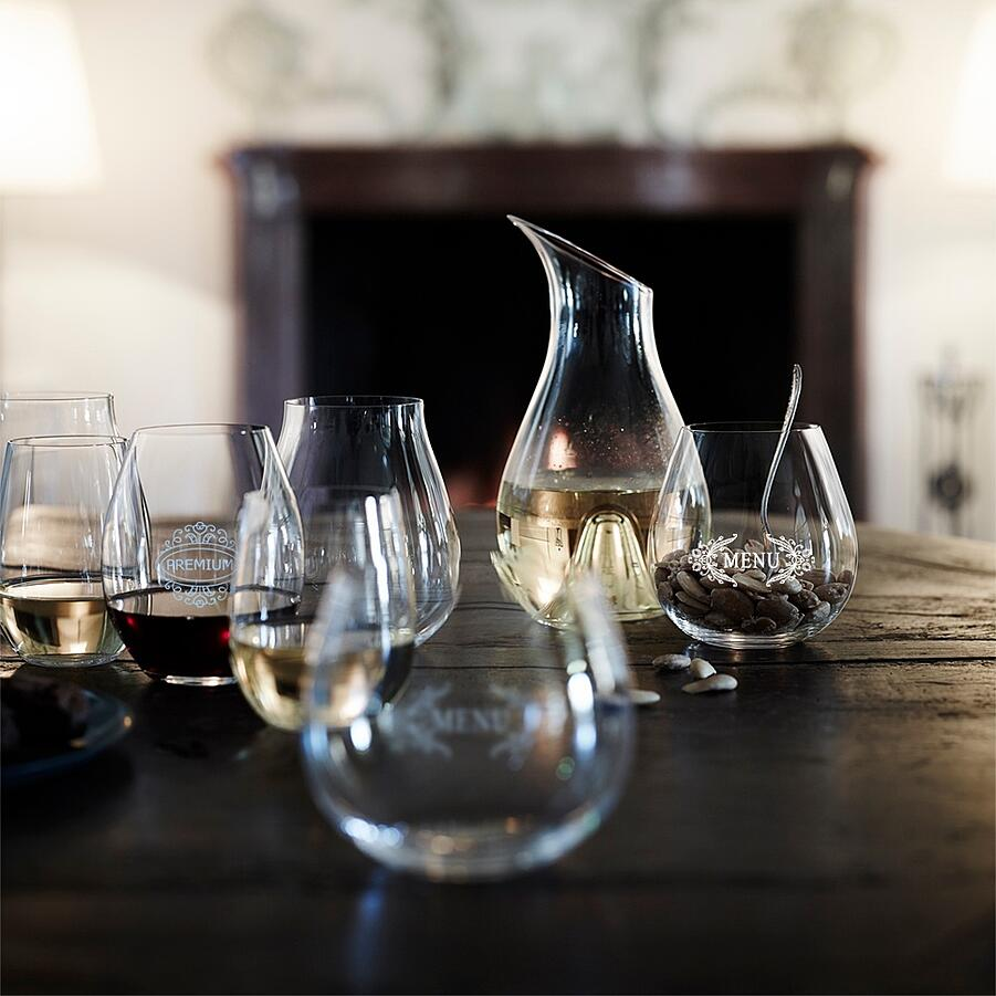 Riedel O Collection Stemless Wine Glasses