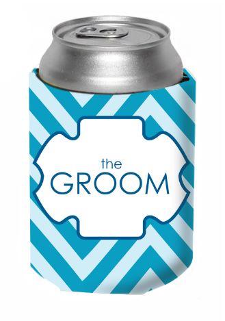 The Groom Koozies, Discount Mugs