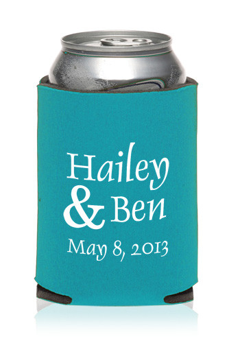 Wedding Koozies, Discount Mugs