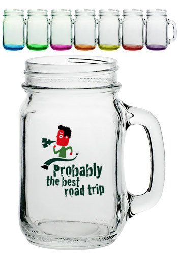 Personalized Mason Jars, Discount Mugs