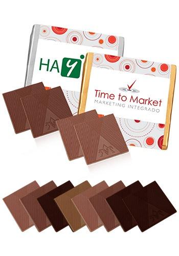 Belgian Chocolate Squares, Discount Mugs