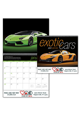Custom Promotional Calendars, Discount Mugs