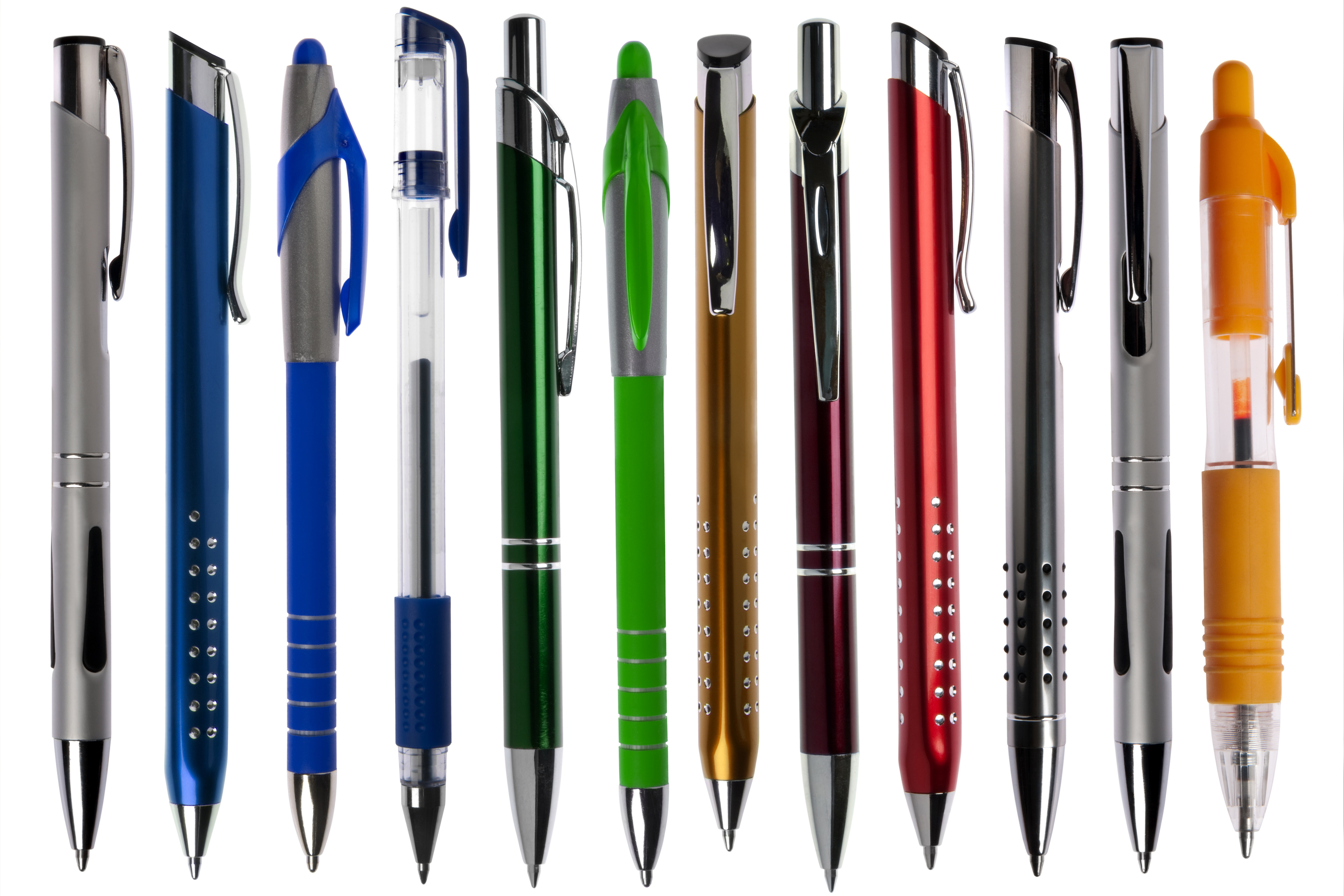 pens are perfect giveaways