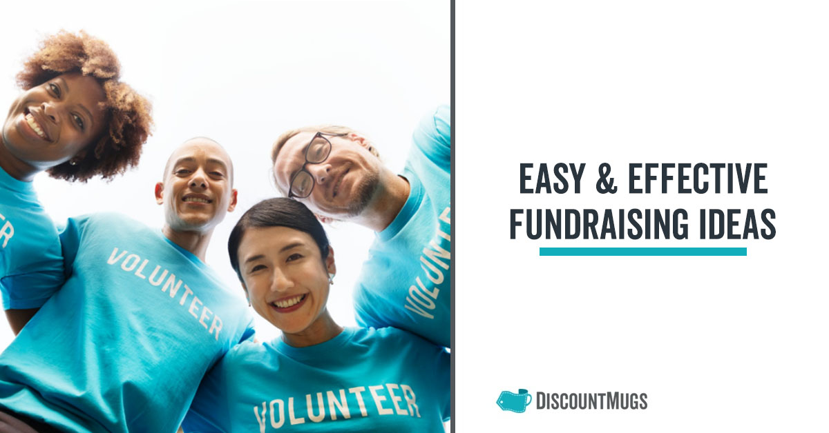 Easy Fundraiser Ideas and Ways to Make Them Succeed