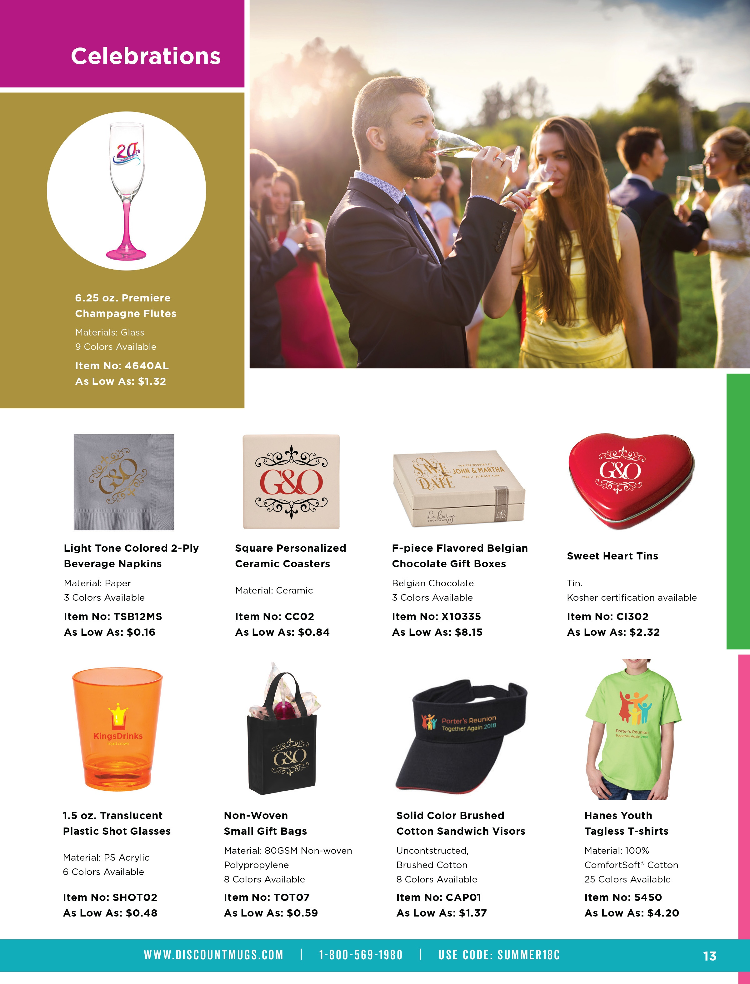 gift ideas for personal events