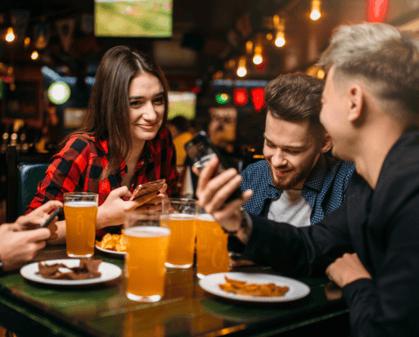 bar promotional ideas