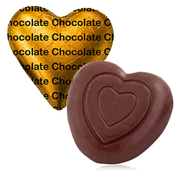 Delicious Belgian Chocolate Hearts