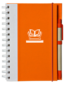 Recyclable Bright ECO Notebooks