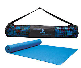 Yoga Fitness Mats & Carrying Cases