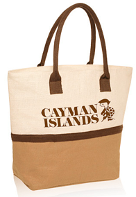 Two Tone Jute Beach Tote Bags FREE SHIPPING ON THIS ITEM OVER $75