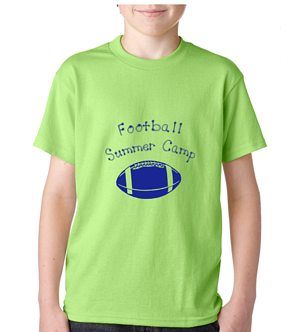 Hanes Youth EcoSmart T-shirts
