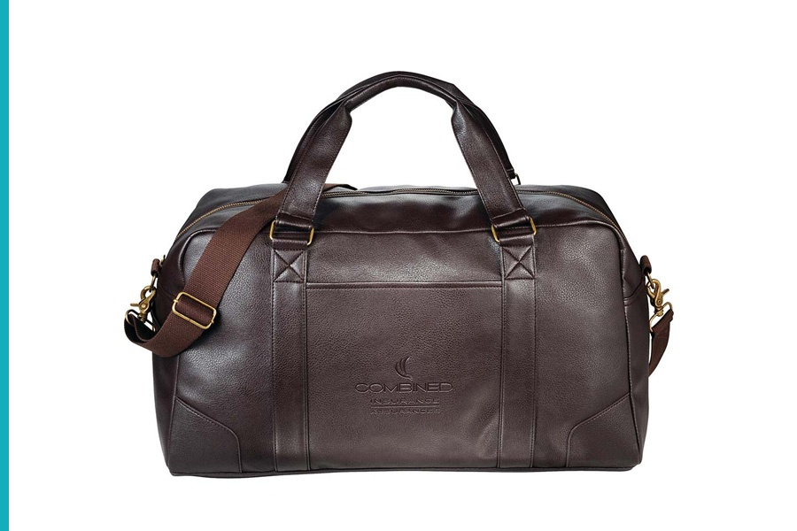 leather duffle bags