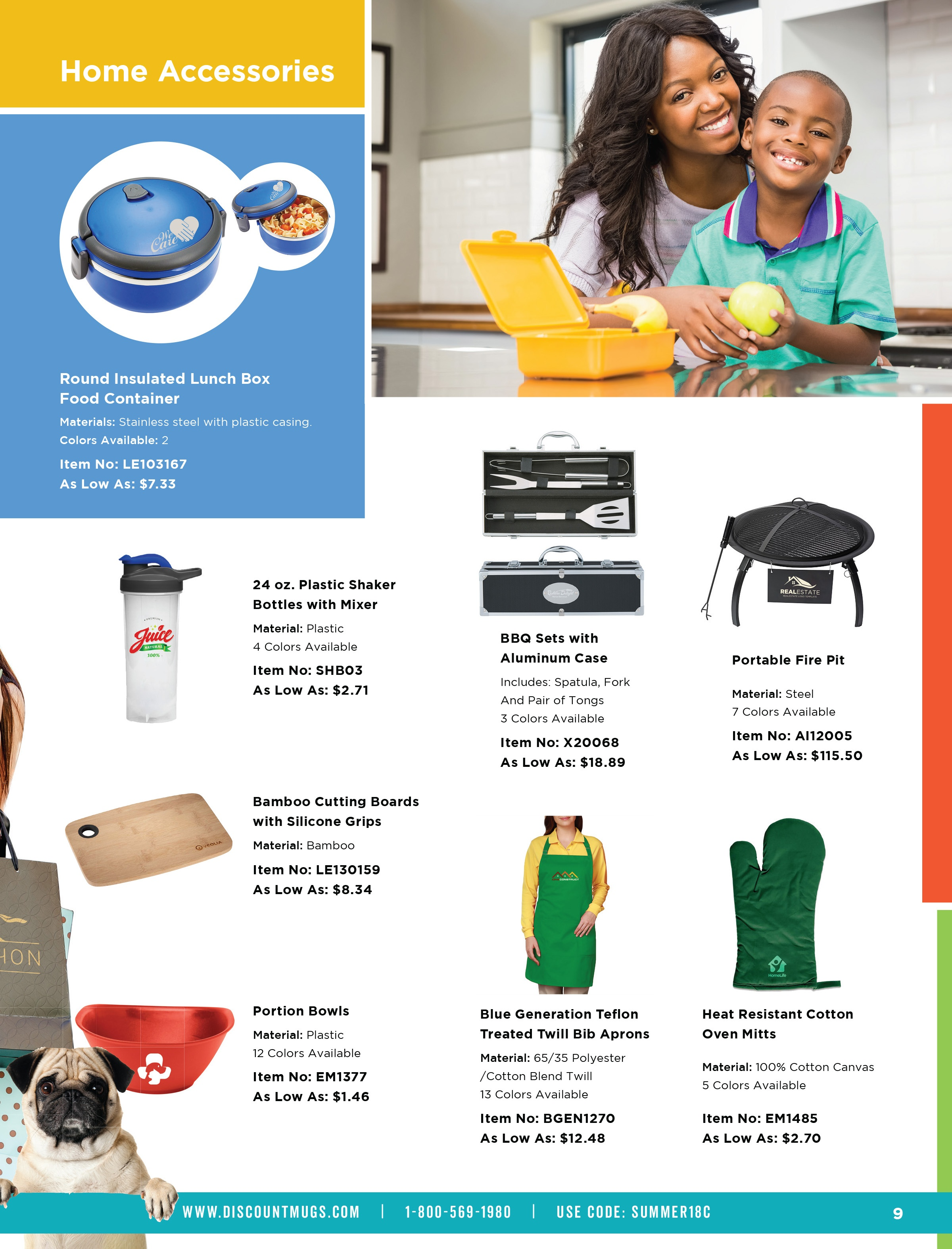promotional home accessories