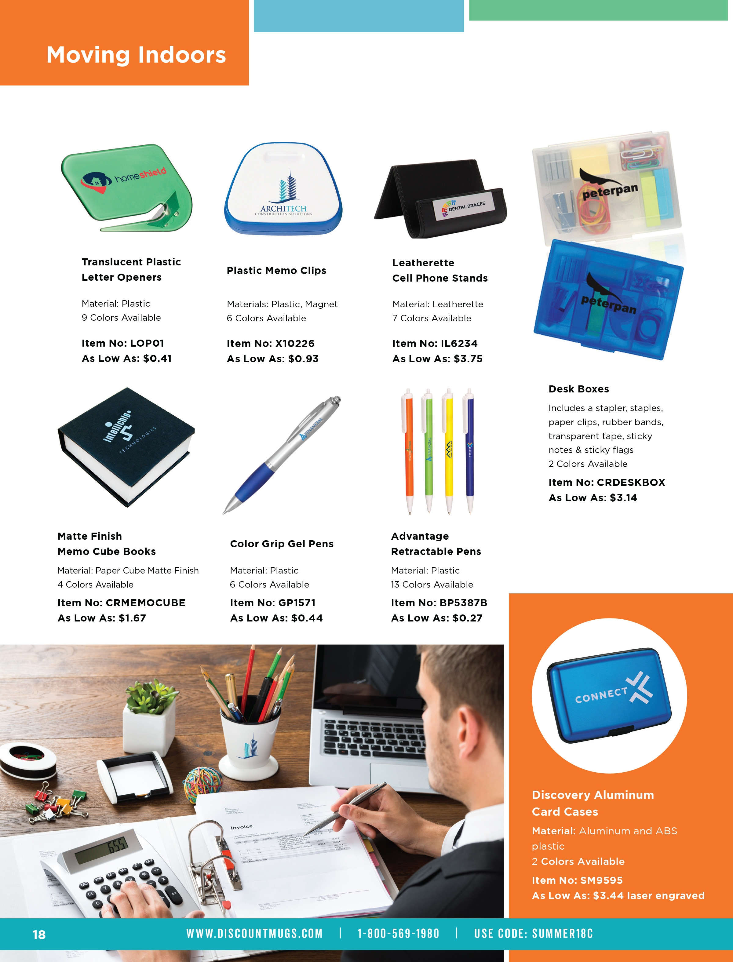 promotional office tools