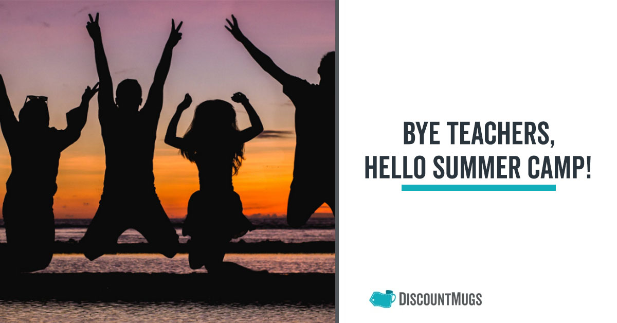Schools out for summer – how to wave farewell to your teachers and say hello to summer camp fun!