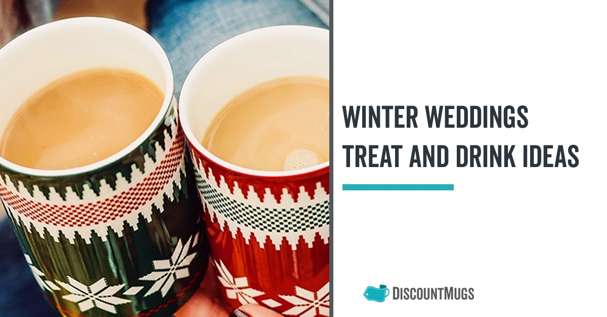 Winter Weddings Treats And Drink Ideas To Warm Up During
